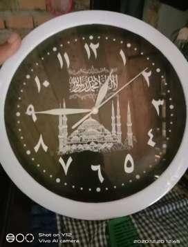 Jual jam dinding kaligrafi Arab