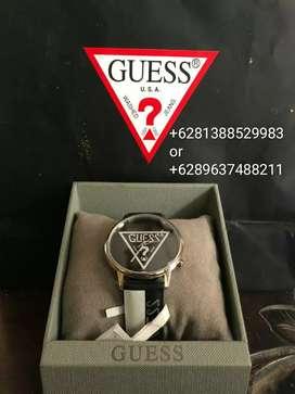 Jam Guess V1015M1 Baru