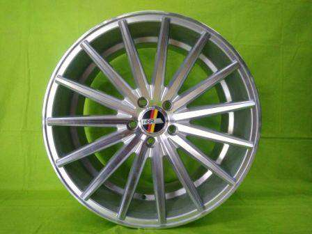 velg racing mercy ring 19 tipe ms 709 warna silver 0