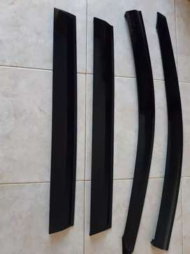 Door Visor / Talang air Avanza 2012