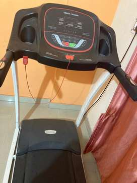 New treadmill exercise bike in very good condition