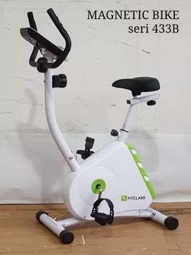 New best sepeda fitnes magnetik bike class unggulan