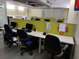 Well Furnished Commercial Office Space For Rent In Mahape Sector 3