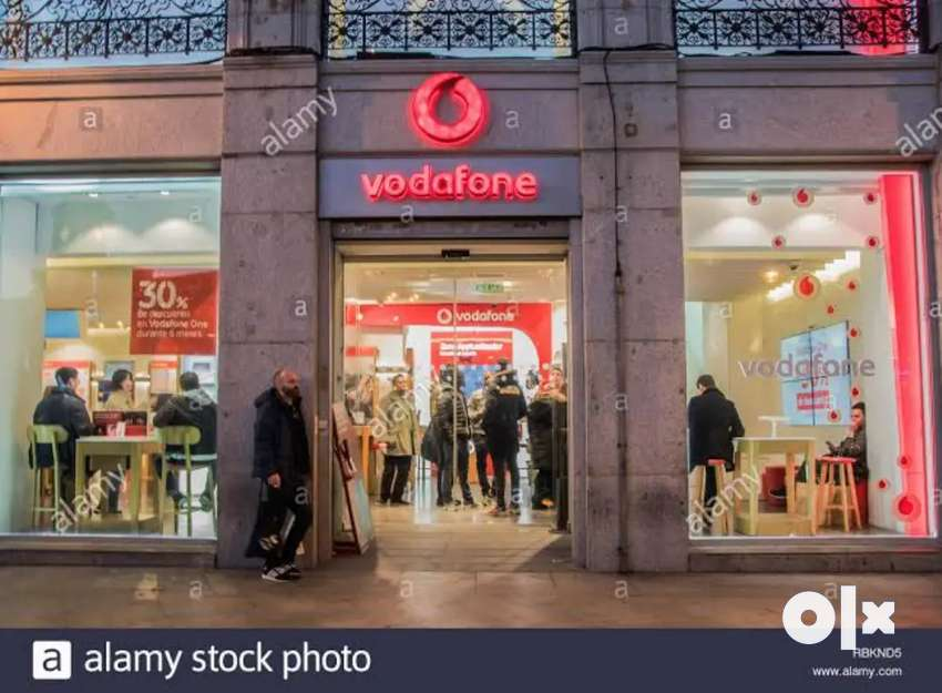 Urgently Hiring In Vodafone Head office For Front Office/Receptionist