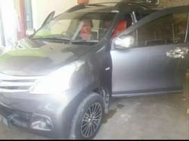 Toyota avanza type G 2014