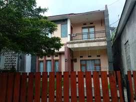 Dikontrakan Rumah 2 lantai full furnishing