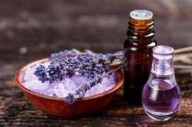 Face Mask Freshner & Relaxer - 100% pure Lavender Essential Oil