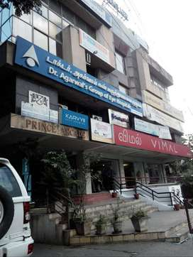 Prince Arcade/500sqft office for rent in Gopalapuram