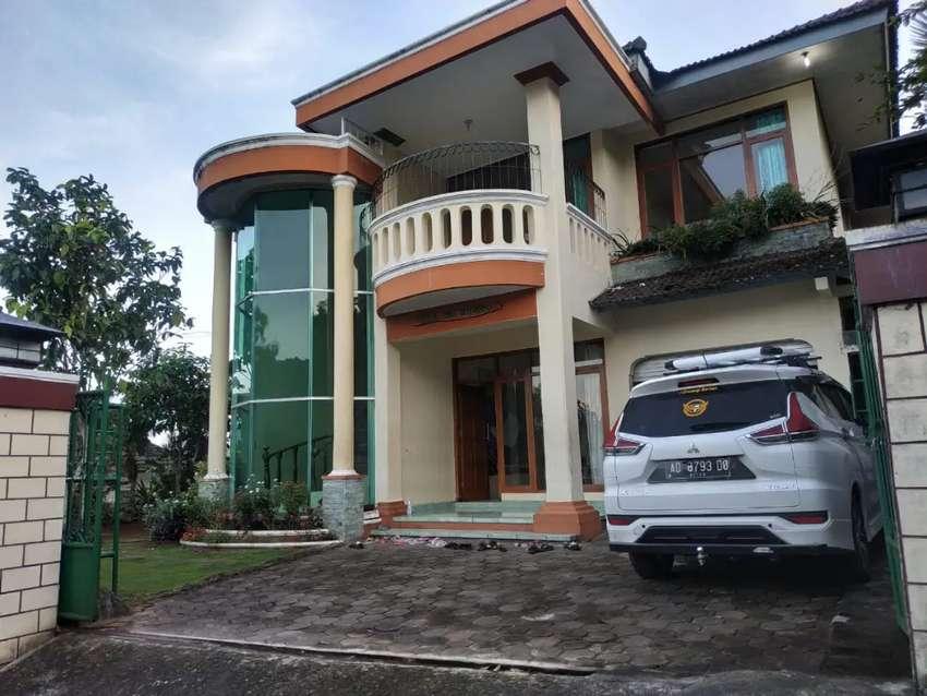 Disewakan villa