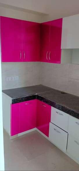2 bhk semi furnished flat