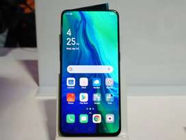 Oppo Reno shark Pop up,8gb ram,128gb rom