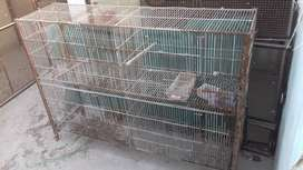 2 cage for sale