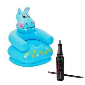 Online Wholesales Intex Happy Animal Chair Inflatable Sofa/ Chair  (Sk