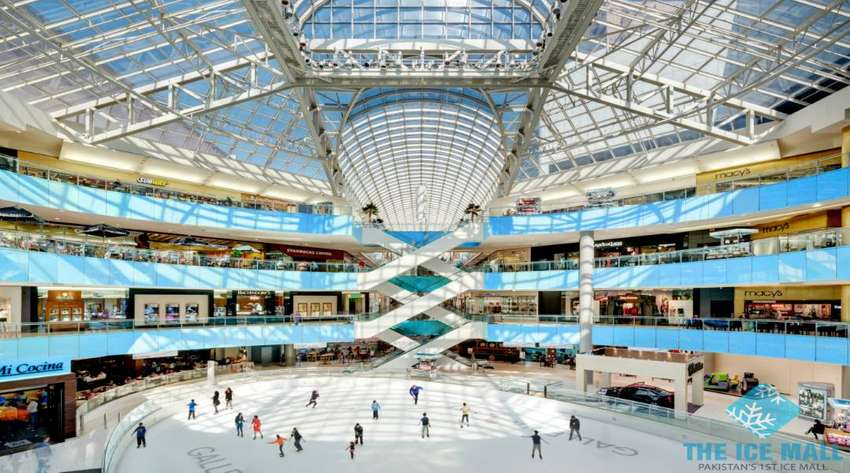 200 SQFT Mall Shop on Easy Installments, The ICE Mall Islamabad 0