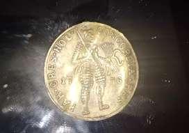 Coin Zaman VOC Tahun 1776
