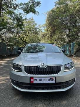 Skoda Octavia 2013-2017 Ambition Plus 1.8 TSI AT, 2017, Petrol