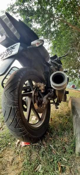 2 brother exhaust...