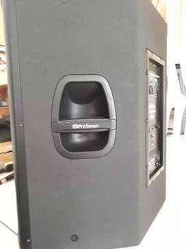 Professional Speaker Presonus  2000 watts