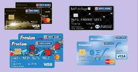 SELL CREDIT CARD AND EARN MORE THAN 50000 MONTHLY