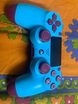 Sony controller berry blue for sale mint condition