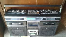 Tape boombox jadul National RQ-4412 normal