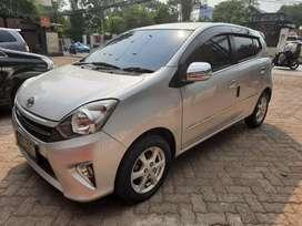 Toyota Agya G Manual 2014 Cash Pemakai lgs