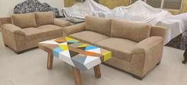 5 seater sofa plus centre table
