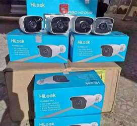 Paket camera cctv baru