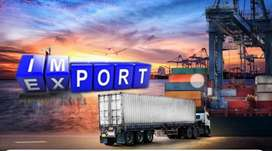 Required female executive for an Export Logistics co.