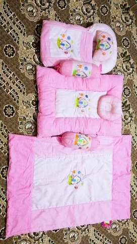 Mattress set for baby