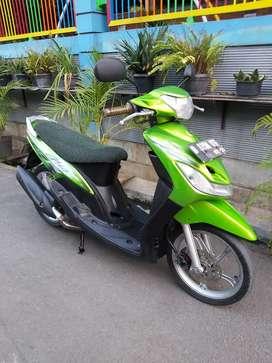 Yamaha mio th 2011 plat 2021 mesin halus