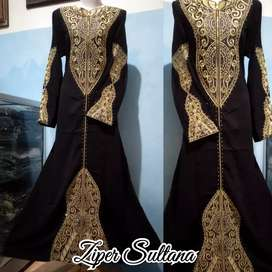 Abaya bordir sultana