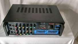 amplifier karaoke 803 new model
