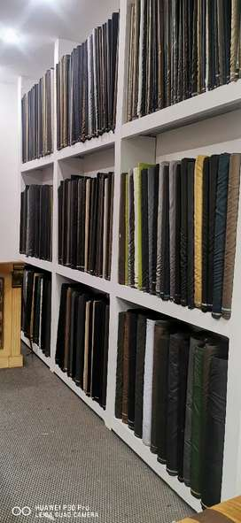 Dibutuhkan kasir dan sales textile di toko