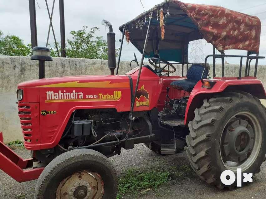 Mahindra 595 di madel 2006 0