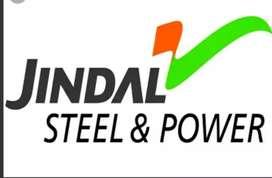JINDAL STEEL PLANT ANGUL 18POST VACANCY