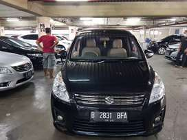 Suzuki Ertiga GX 2015/2014 matic TV gede PJK pajng 1thn tngan 1 record