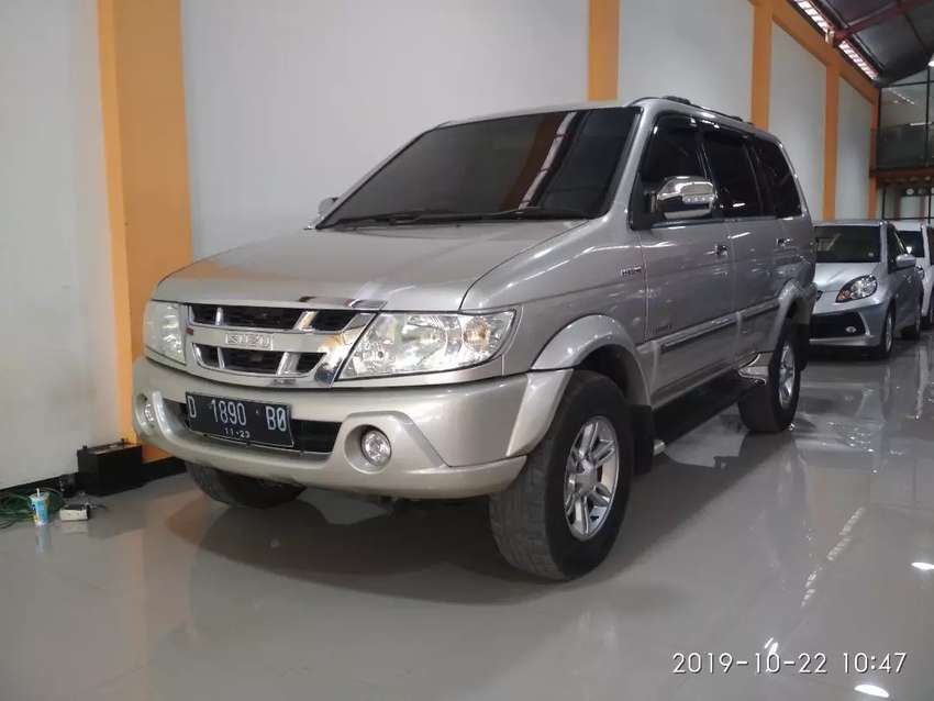Isuzu panther Grand touring manual 2008 0