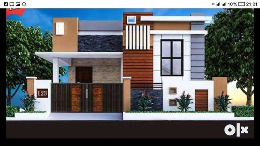 We built modern stylish houses with vastu in and around Udupi