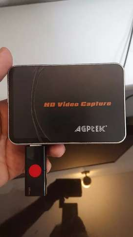 HD 1080P Gameplay Capture Card (PS4, Xbox One, PC)