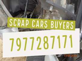 Stts--- WE BUY ALL TYPES OF SCRAP CARS ACCIDENTAL CARS
