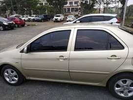 Dijual Cepat Vios 2004 Kuning Metalik bukan eks taksi