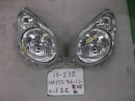 suzuki alto japanese 2010 to 2014 head lights