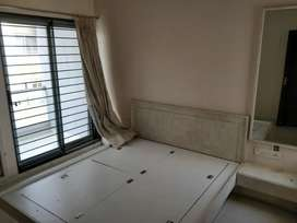 Rent 3 BHK newly fully furnished flat on rent