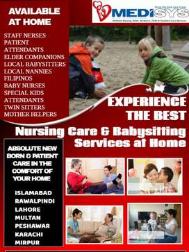 MediSYS is a boutique babysitting and nanny service
