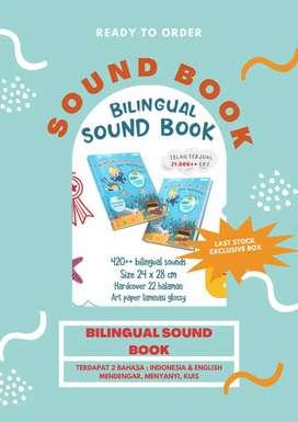 BILLINGUAL SOUND BOOK|| BUKU BELAJAR BAHASA INGRRIS