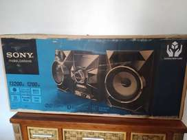 Sony MHC-GZX33D STEREO SYSTEM