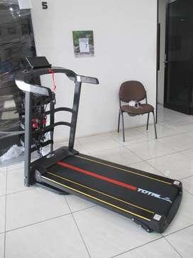 Alat Fitness Treadmill Elektrik 1.5 HP TL615 Baru Bukan Bekas