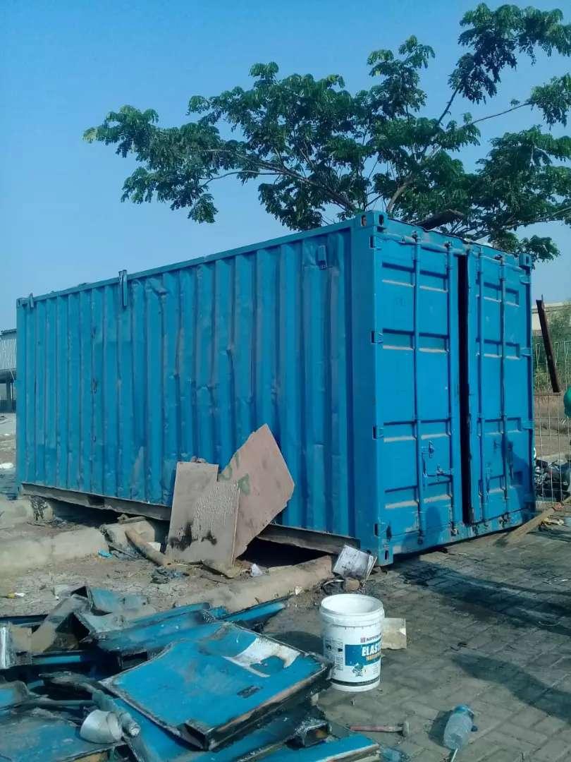 Pusat Container Bekas Termurah Terlengkap se Indonesia 0