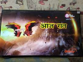 Newly packed full HD LED TV@40'' inches LED with 1yr onsite warranty.